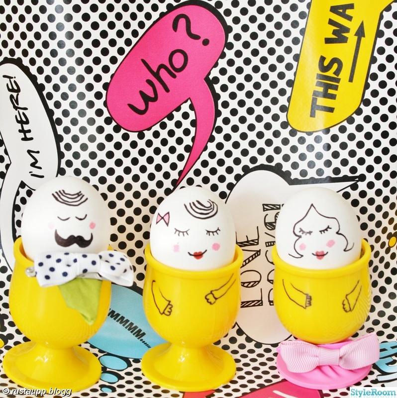 pyssel,påskägg,påsk,ägg,påsk dukning