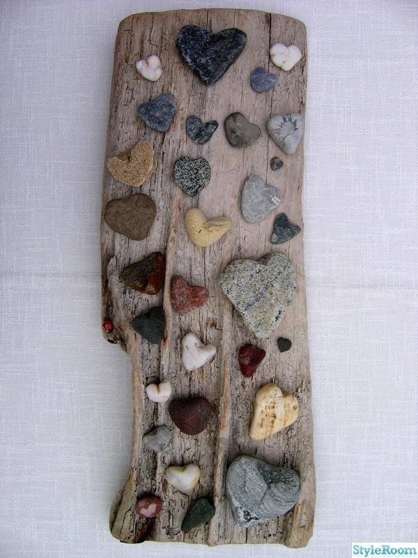 natur,tavla,sten,väggdekorationer,hjärta