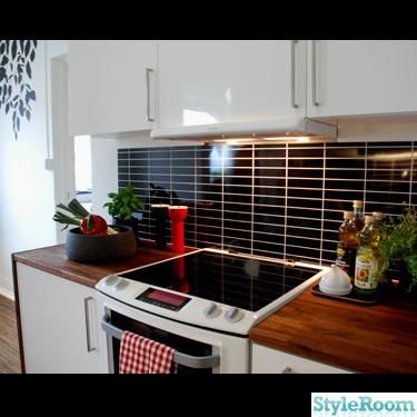 lantligt,vitt,kök,alloc kitchen-wall