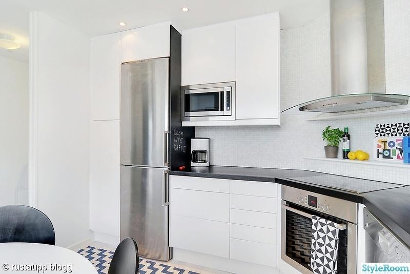 bänk skiva kök ~ bild på rostfritt  lägenheten  i bland tar livet en
