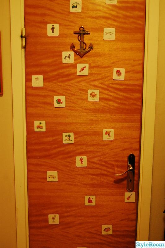 Bild på dörr Prylarna hos mig av Spinylobster