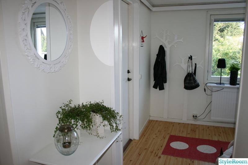 Bild på spegel Hem ljuva hem av elvan