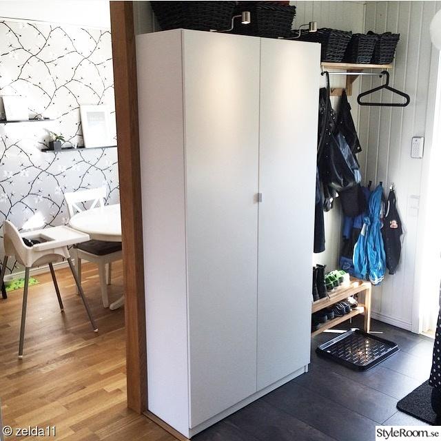 Inspirerande bilder på ikea garderob | Sida 2