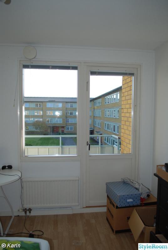 balkongdörr,sovrum