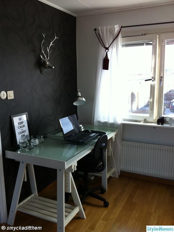 fönster,skrivbord,dator,silver,data