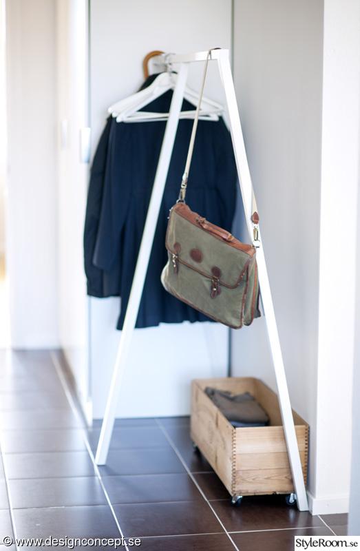 hall,klädhängare,klädställning,hay,hay loop stand wardrobe
