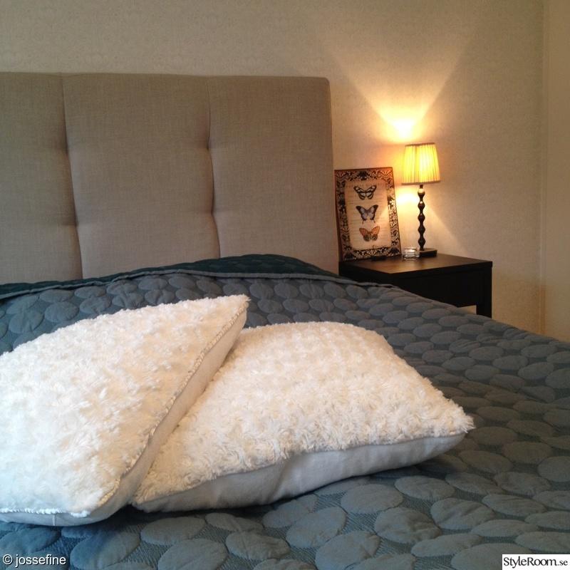 Bild påöverkast Sovrum i vårt nybyggda hus av jossefine