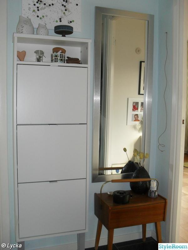 Bild på spegel Liten hall! av MinInredning