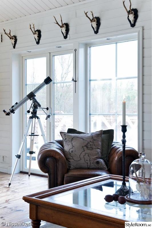 Bild på fåtölj Vardagsrummet av Nissaviken