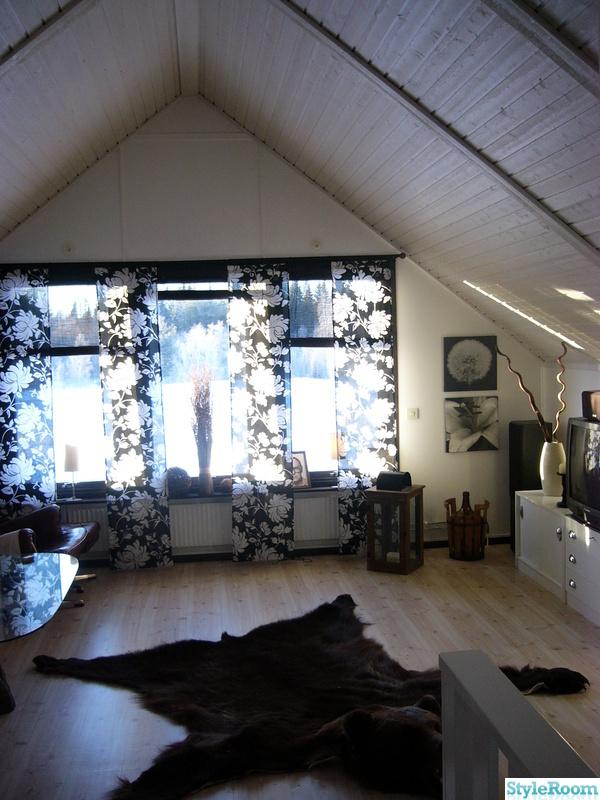 vitt,svart,vardagsrumsfönster,panellängder