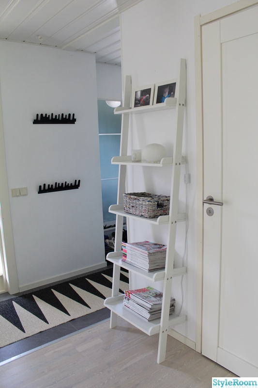 Pappelina Matta Kok : Vardagsrum, kok, matrum, hall  Hemma hos svartvitt