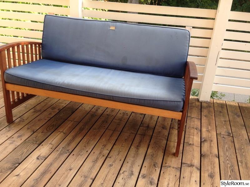 Bild på balkong - Kärlek till gamla möbler... av jaggillarjohan