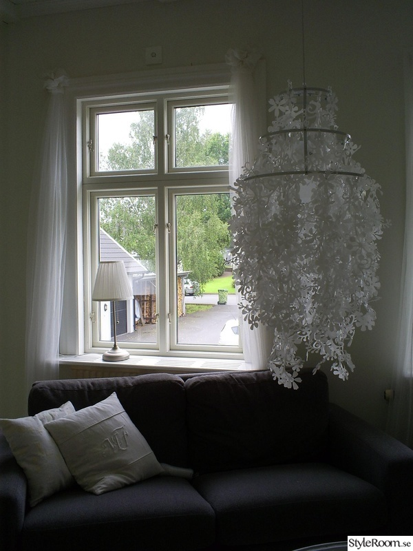fönster,taklampa,vardagsrum,lampa,vitt