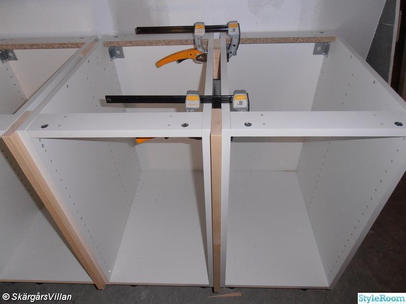 Platsbyggt Kok Ikea Stommar : Platsbyggt Kok  Hemma hos SkargardsVillan