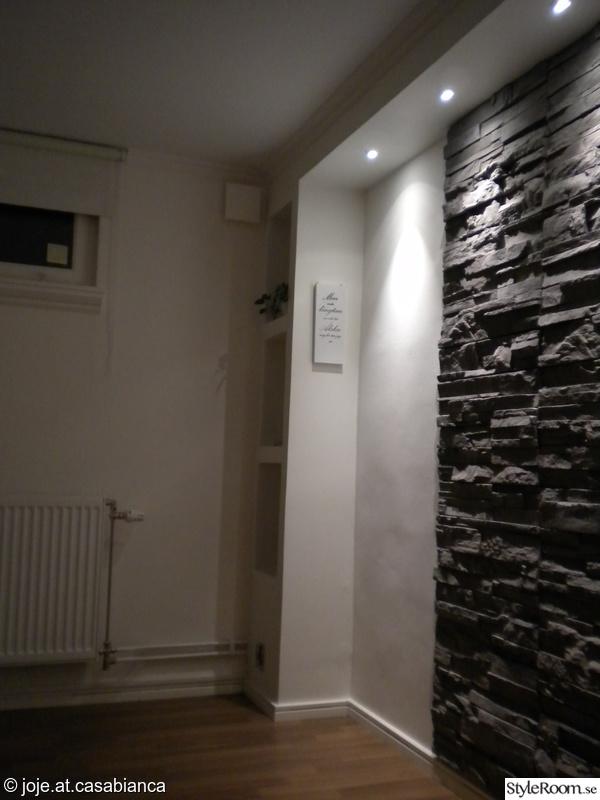 Sovrum i källare - Byggbilder - Hemma hos Joje