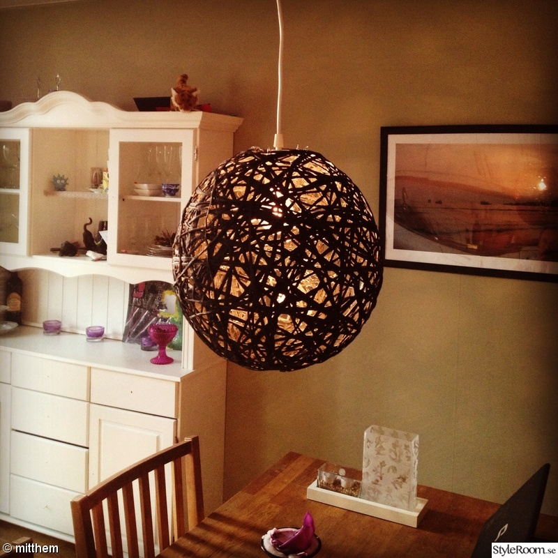 Bild på billigt Diy taklampa, skrivbord, låda, sänggavel av Jompan