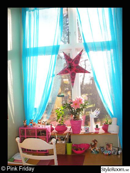 rosa,fönster