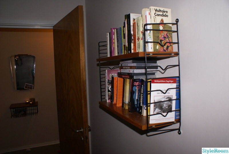 50-tal,böcker,retro,string,stringhylla