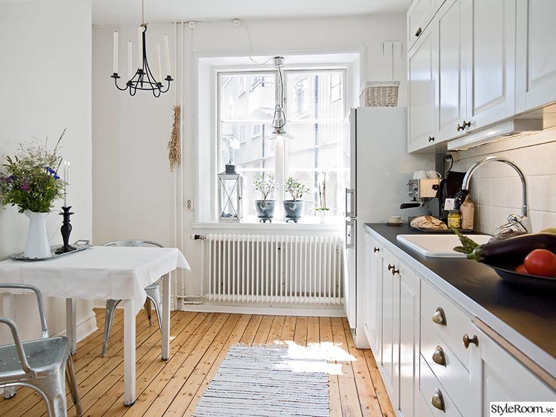 inspiration kök lantligt : Bilder, Kök matplats, Tapet, Lantligt ...