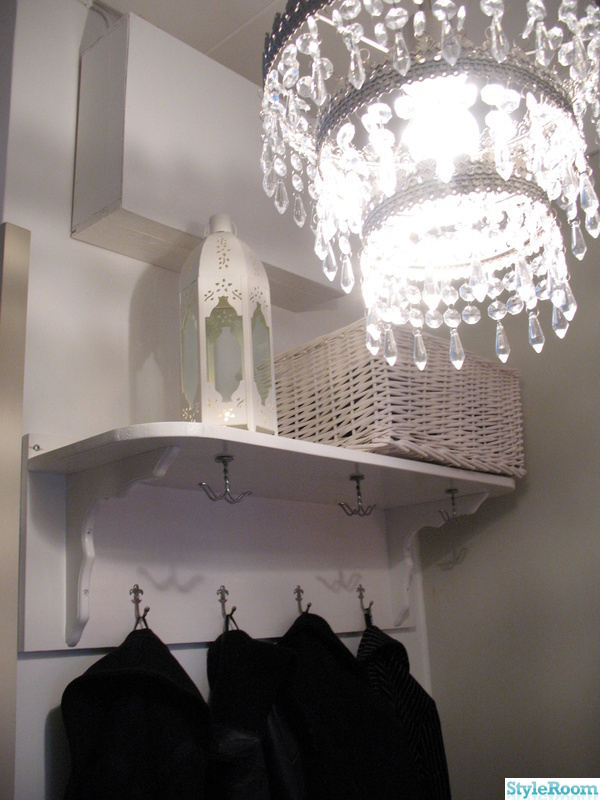 Bild på hatthylla Hallen av Talula