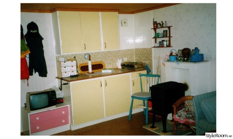 Bild på köksskåp Sommarstugan av Malena