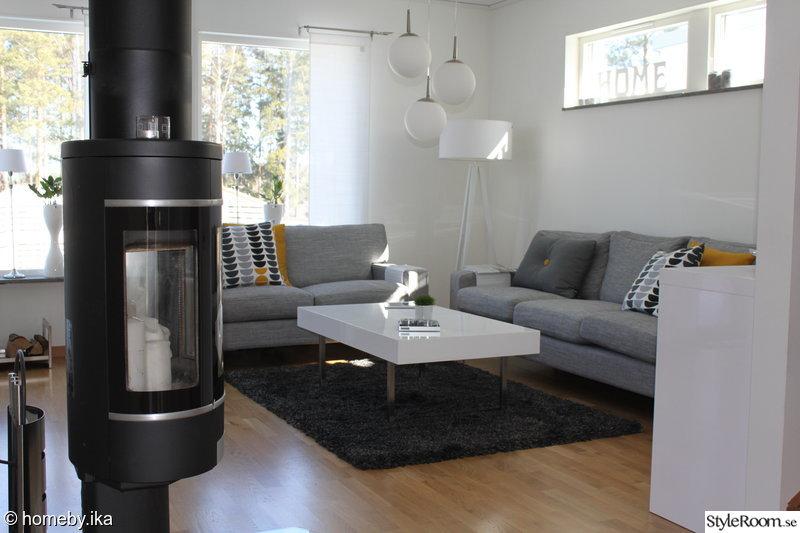 Vardagsrum vardagsrum soffa : Inspirerande bilder på grå soffa
