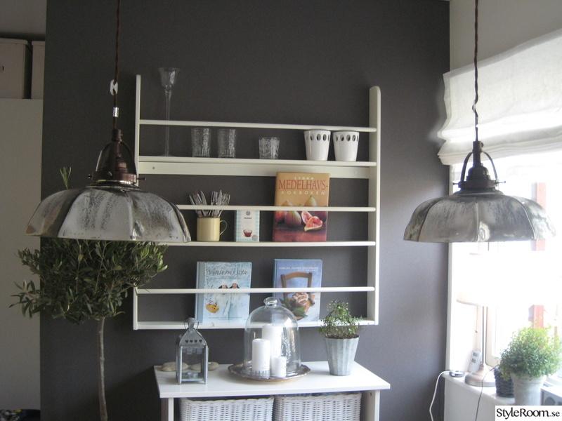 Olivträd, Nya lampor i köket och