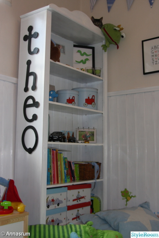 Bild på barnrum Theos Rum av Annasrum