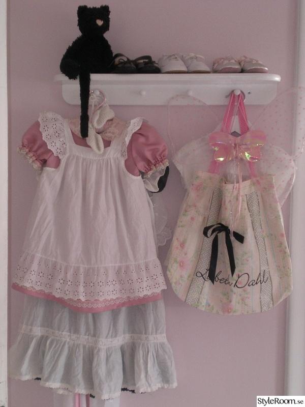 klädhängare rosa