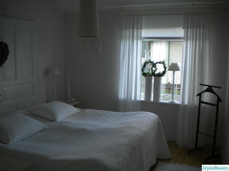 Bild på sovrum Sovrum i vitt och lantlig stil av oldis74