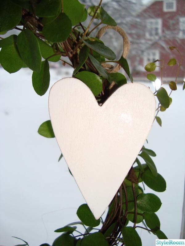 hjärta,plättar,luften