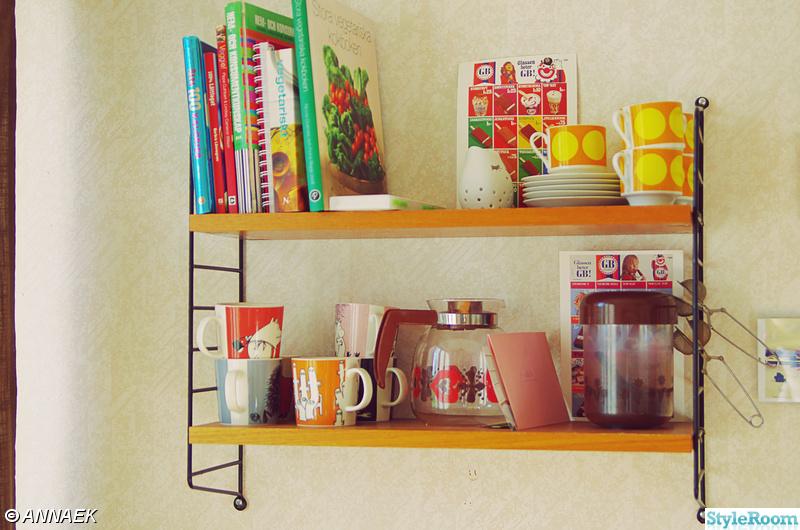 Vår lägenhet. Kök + vardagsrum - Hemma hos AnnaEk