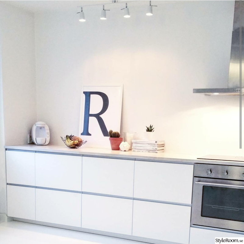 kök utan överskåp