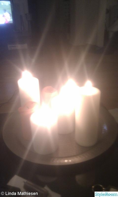 ljusfat,ljus,silvrigt fat,oranga ljus