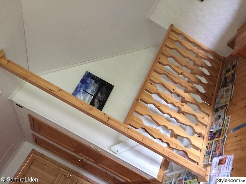 trappa,vit,furu,trappa före,före & efter