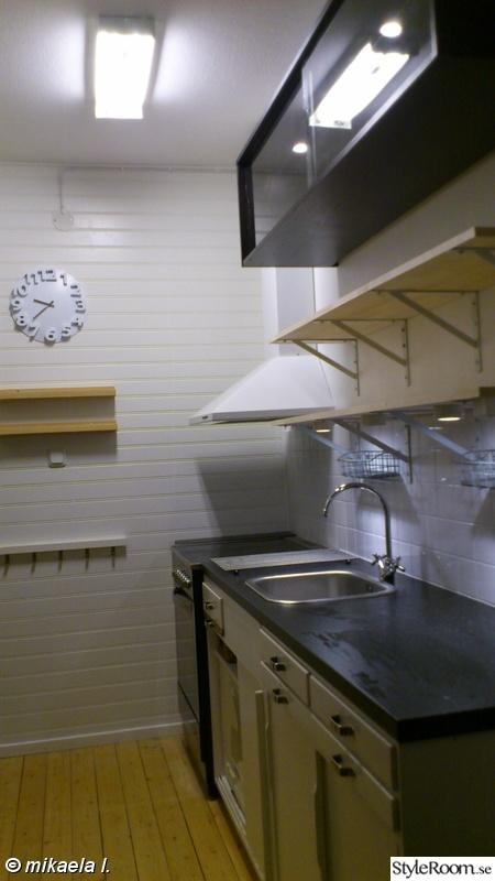 Rostfri Panel Kok : kok,renovering,koksrenovering,efter,arbetskok
