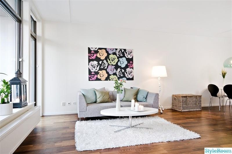 soffa,soffbord,tavla,bordsdekoration,kista
