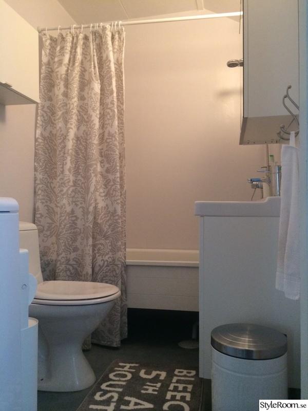 Budgetrenovering av badrummet Hemma hos Elle8484