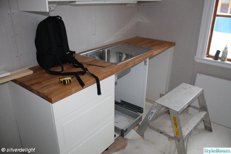 Bild på ikea kök Sommarhuset köket av 144kvadrat