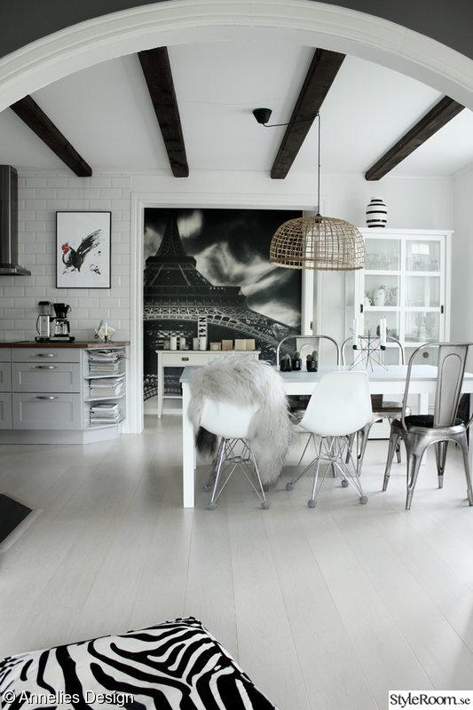 Kok Vitt Svart : svart och vitt,fototapet,matgrupp,tavla,vitrinskop