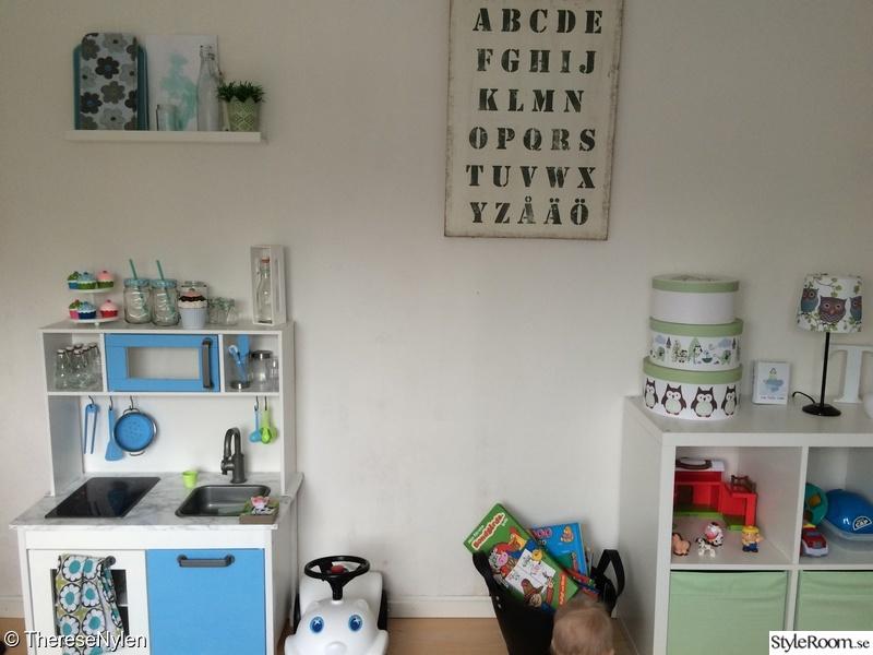Ikeas duktig kök - Hemma hos ThereseNylen