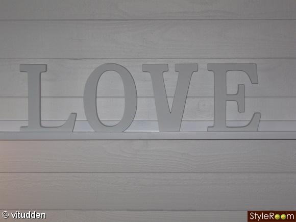 väggord,love