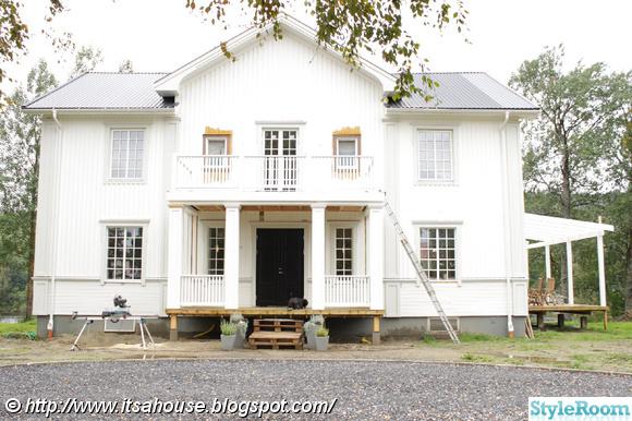 Renovering av hus