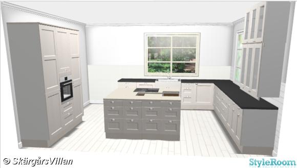 Vita Kok Ikea : vita kok ikea  ikeakok,ramsjo,platsbyggt,skafferi
