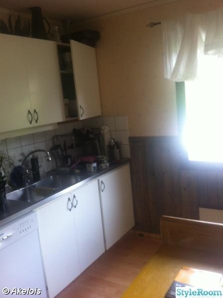 Bild på köksskåp Minirenovering på köket av Akelois