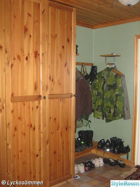 Bild på klädhängare Hallen av Ekmanskan