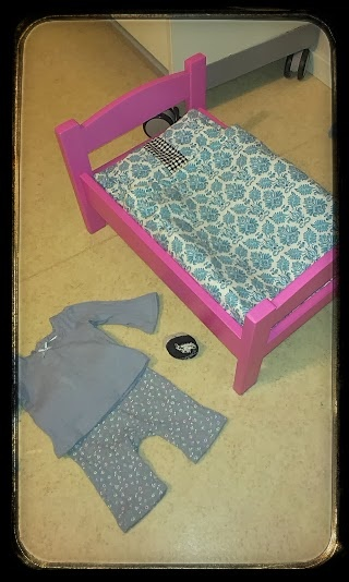 docksäng,sängkläder,barnrum