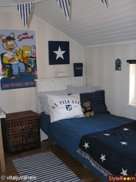 Mörkblått Inspiration och idéer till ditt hem