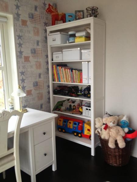 Hemnes bokhylla - Inspiration och idéer till ditt hem