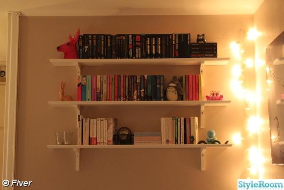 vägghyllor,böcker,hyllor